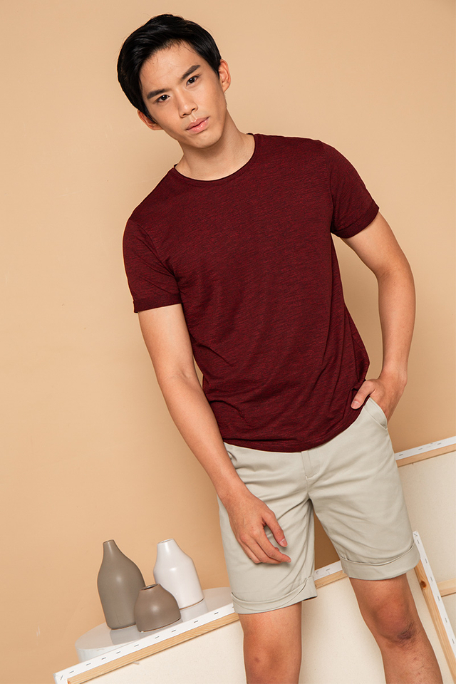 Currant Lightweight Tee