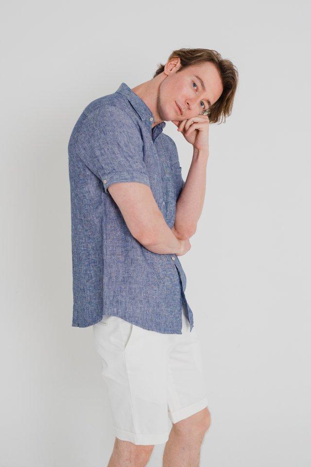 Laidback Linen Shirt
