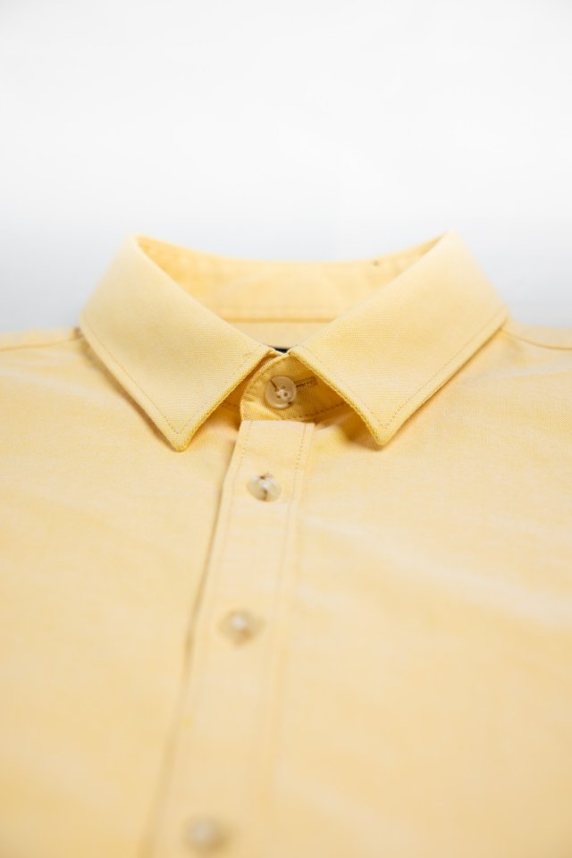 Mellow Button Down Half Sleeve Shirt
