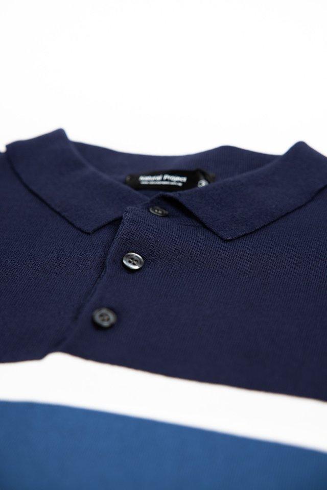 Tones Knitwear Polo Tee